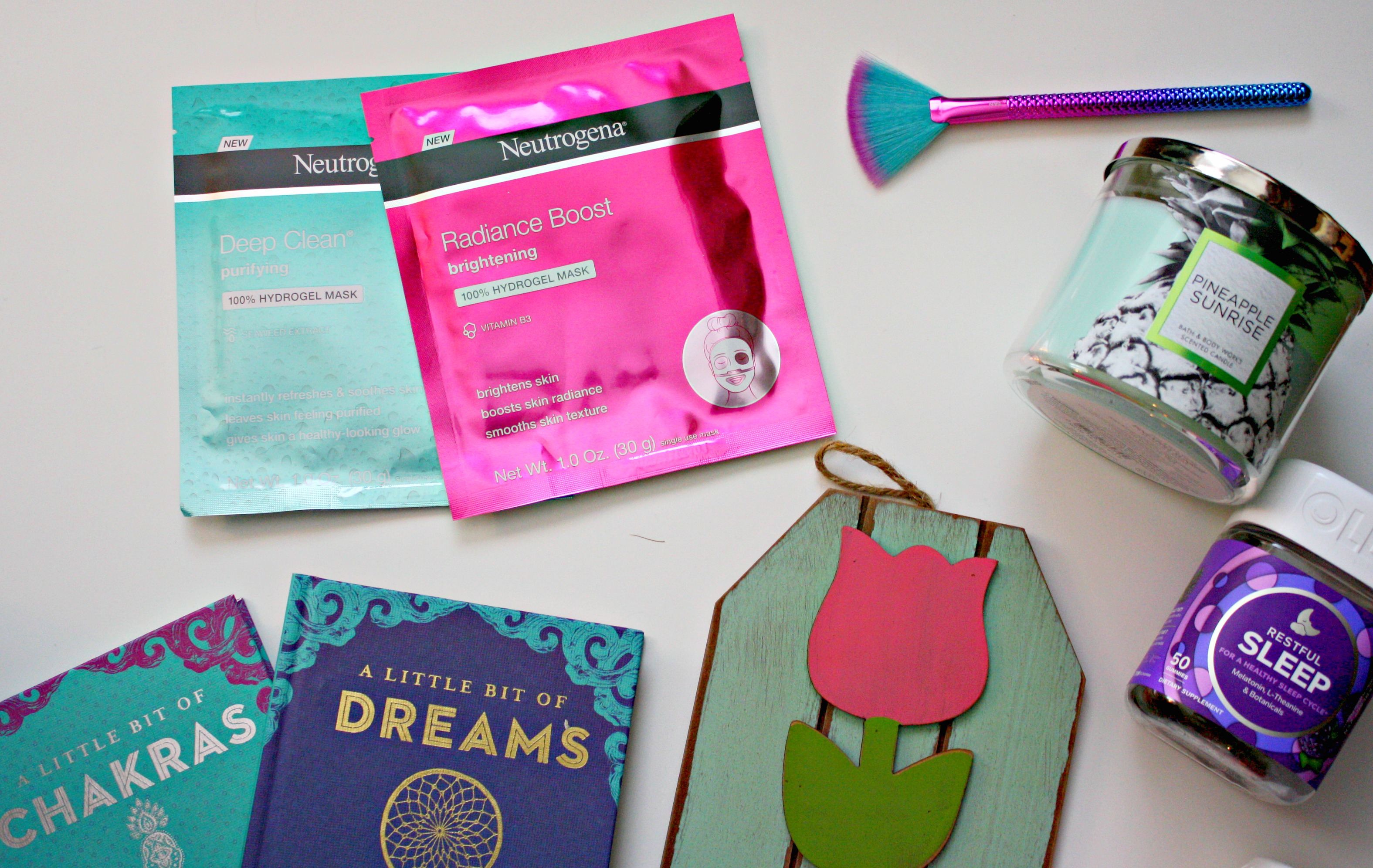 face masks, beauty, makeup, ipsy, spring, vitamins, books