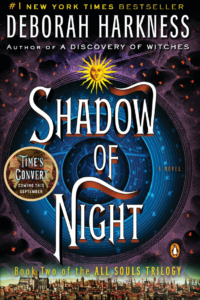 Cover of the book Shadow of Night by Deborah Harkness, links to Amazon
