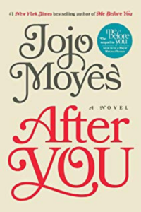 Cover of the book After Your by Jojo Moyes, links to Amazon