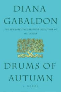 Cover of the book Drums of Autumn by Diana Gabaldon, links to Amazon